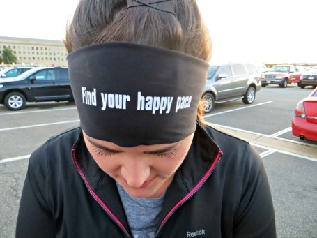 Find your happy pace